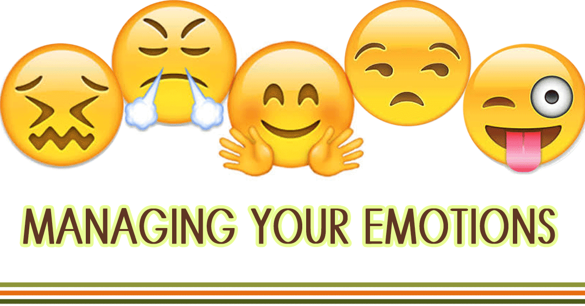 managing emotions Managing your emotions can help protect your heart health.