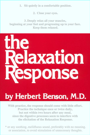 Relaxation Response - Steps