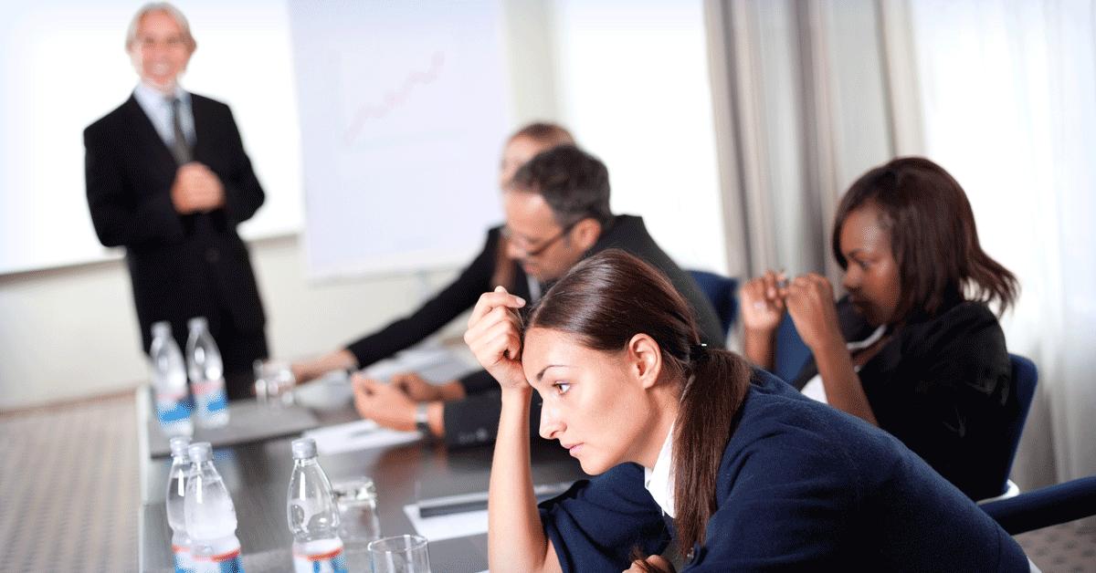 Leadership Getting Ideas Heard In Meetings Klassen Performance Group