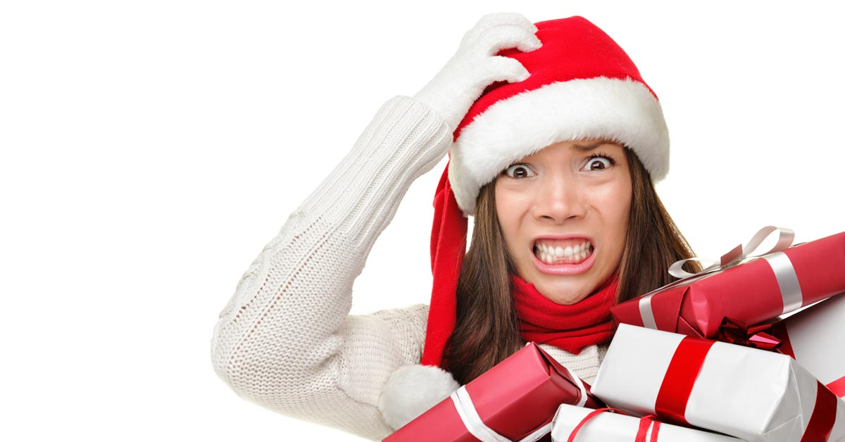 Manage Holiday Stress With These 3 Tips