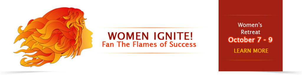 Women Ignite Retreat, October session