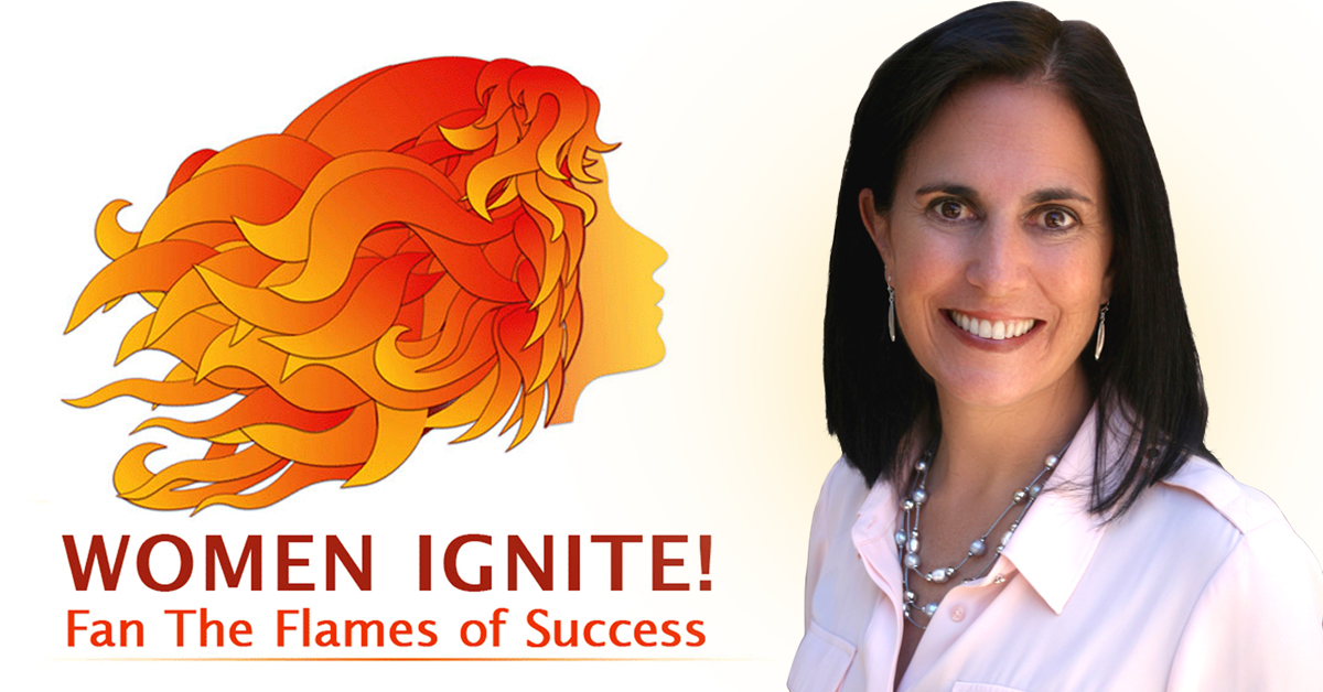 Dr. Heather Johnson presents Women Ignite! Fan the Flames of Success Women's Conference