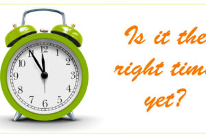 Is it the right time to continue your professional development?